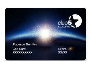 Card Club5* Exclusive Top Shop