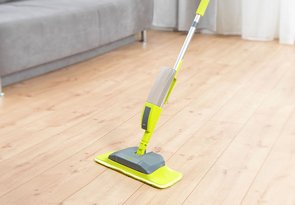 Spray Mop Sweeper